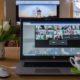 Café virtual con los maestros